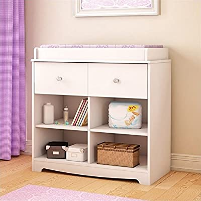South Shore Little Teddy's Changing Table, Pure White from South Shore