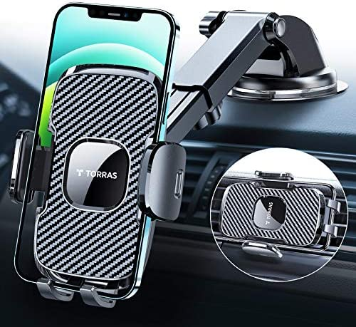 [4th-Gen] TORRAS Cell Phone Holder for Car, [Big...
