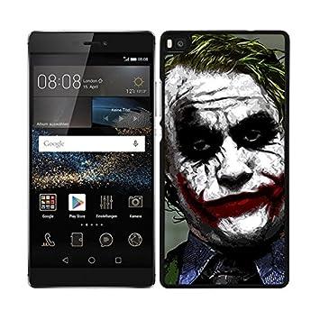 FUNDA CARCASA PARA Huawei P8 Lite DISEÑO JOKER BATMAN ...