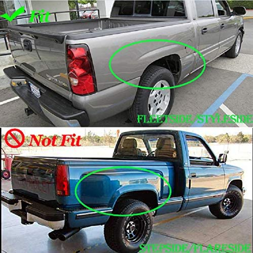 Amazon Com Viksee 6ft Truck Bed Black Soft Vinyl Roll Up Tonneau Cover For 2005 2020 Frontier 2009 2012 Equator Automotive