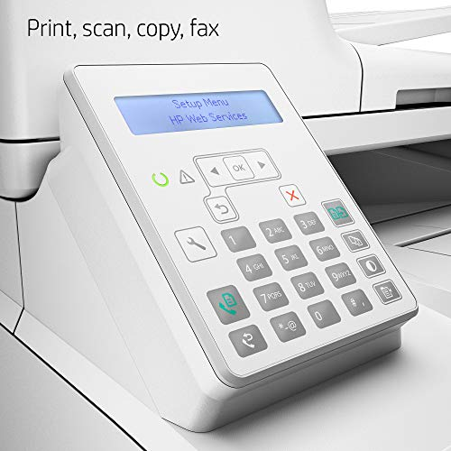 HP LaserJet Pro M227fdn All in One Laser Printer with Print Security, Amazon Dash Replenishment ready (G3Q79A). Replaces HP M225dn Laser Printer by HP (Image #6)