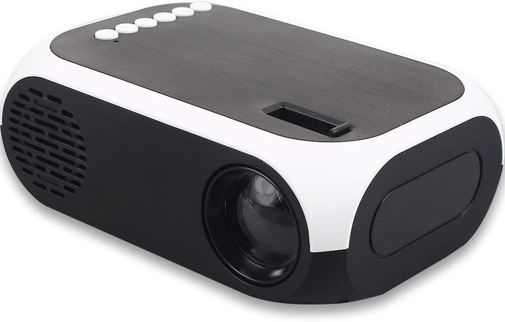 TOPmountain Proyector Full HD 3D De 4K Proyector LCD para Sistema ...