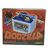 Cool funny Moving Dinosaur Monster Musical Electronic Coin Bank Money Saving Box Godzilla Piggy Bank Christmas Halloween Toy gifts