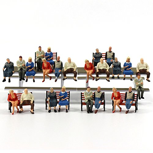 p4804-24-pcs-all-seated-figures-o-scale-148-painted-people-model-railway-new
