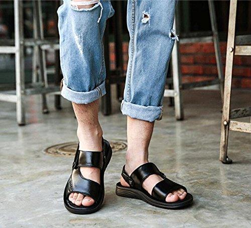 Caviglia Aperte Nero Uomo sulla Koyi Ew8Xqgw