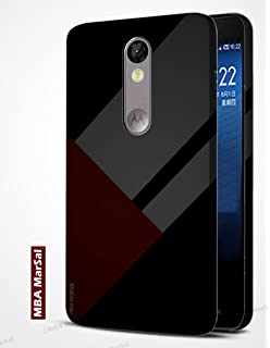 moto x force. moto x force printed mobile back cover (mlc001) / for moto force