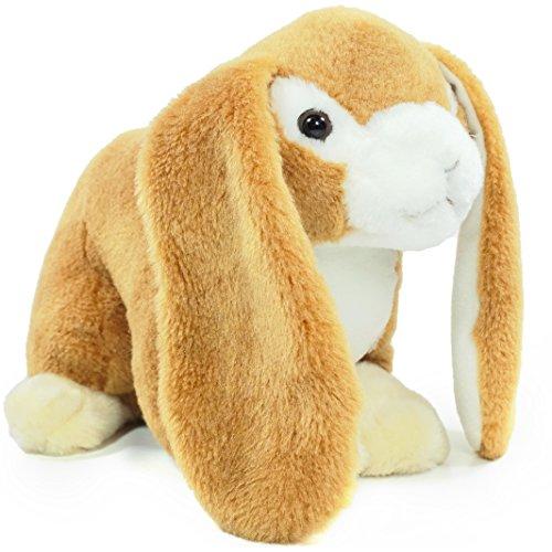 Edward the English Lop Rabbit   9 Inch Realistic Dwarf