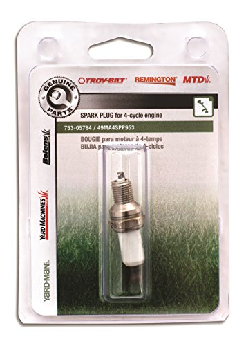 (MTD Genuine Parts Replacement Trimmer 4-cycle Spark Plug )