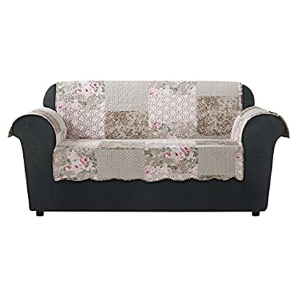 Excellent Amazon Com Sure Fit Heirloom Quilted Pet Loveseat Gmtry Best Dining Table And Chair Ideas Images Gmtryco