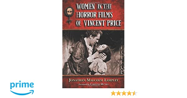 Women in the Horror Films of Vincent Price
