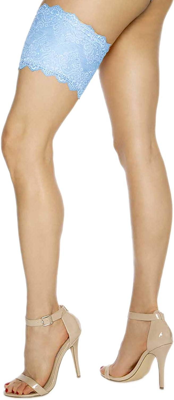 Girly Go Garter Womens Lace Pocket Garter