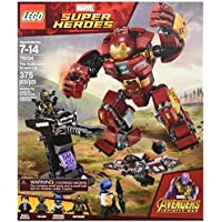 LEGO Marvel Super Heroes Avengers: Infinity War The...