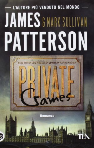 Private Games By Mark T. Sullivan James Patterson