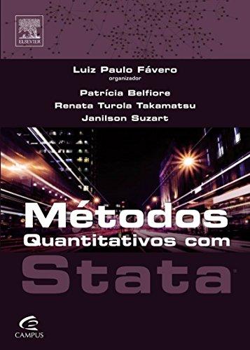 Métodos Quantitativos com Stata