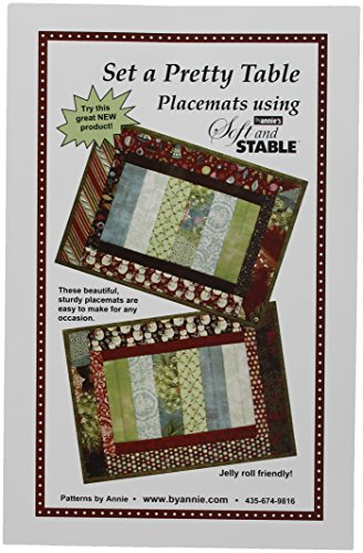 Patterns ByAnnie PBA184 Set a Pretty Table