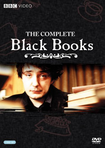 The Complete Black Books: Season 1-3 Bundle ()