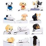 iAnko 6 Pcs (Whole Set) Cute Little Puppy Dust Plug Stopper...