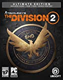Software : Tom Clancy's The Division 2 Ultimate Edition [Online Game Code]