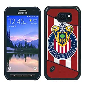 Chivas USA 06 Black Recommended Picture Custom Samsung Galaxy S6 Active Case