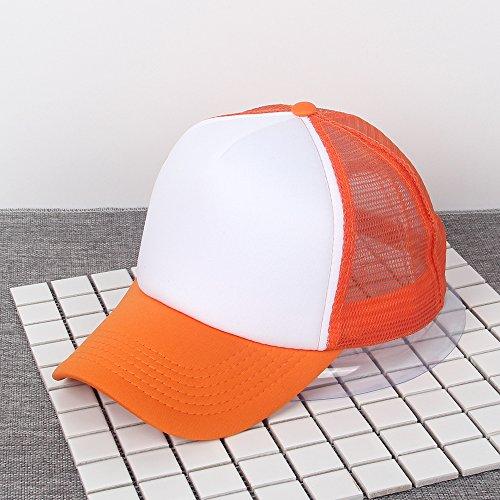 naranja Gorra para spring hombre de oriental béisbol FYn5Waxv