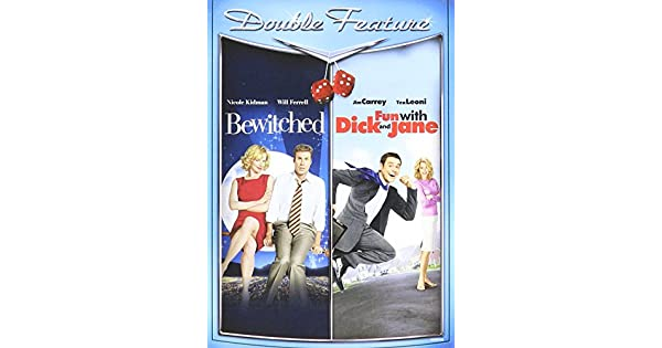 Amazon.com: Bewitched/Fun with Dick and Jane, Double Feature ...