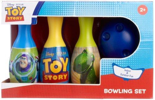 - What Kids Want Disney Pixar Toy Story Bowling Set Multi