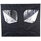 """Giantex Indoor Grow Tent Room Reflective Mylar Hydroponic Non Toxic Clone Hut 6 Size (96""""X48""""X78"""") Review"""