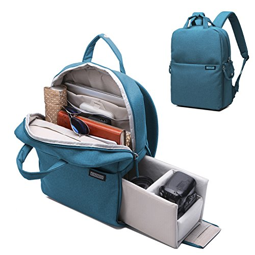 Cloth Buckle Storage Box Small (Blue) - 3