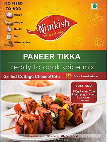- Paneer Tikka Masala- Indian Ready To Cook Spice Mix - 30g(1.05 OZ)