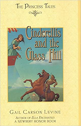 Image result for cinderellis and the glass hill