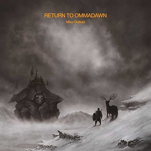 CD : Mike Oldfield - Return To Ommadawn (United Kingdom - Import)