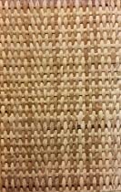 Bamboo Basketweave Vinyl Flannel Back Tablecloth