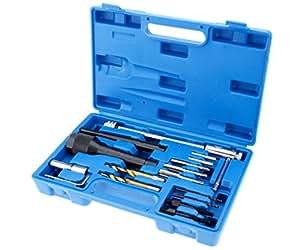 Baúl extractor de bujía de precalentamiento rota. Herramienta de reparación: Amazon.es: Bricolaje y herramientas