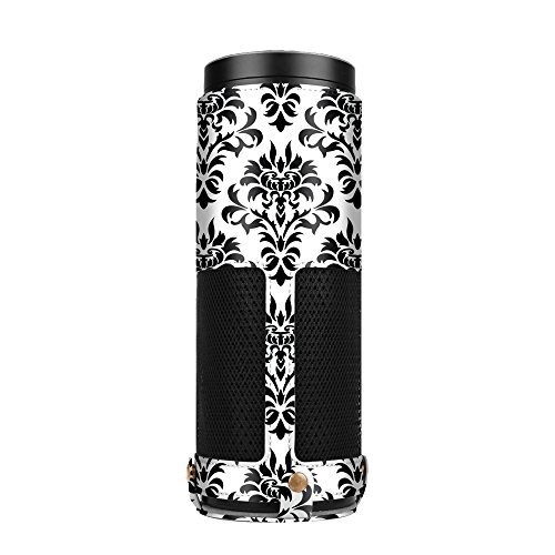 Fintie Protective Case for Amazon Echo (1st Generation) - Premium Vegan Leather Cover Sleeve Skins, Versailles