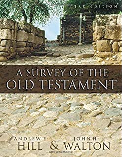 "1 thought on ""Book Review: A Survey of the Old Testament, 3rd Edition"""