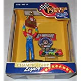 Winners Circle Starting Lineup Figure Championship Legacy 1997 Champion With 1/64 Scale #24 Dupont Rainbow Diecast Car by Winners Circle