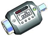 Dixon TM1002 Portable Torque Meter, 3/8'', 1200''/100', 0.375''