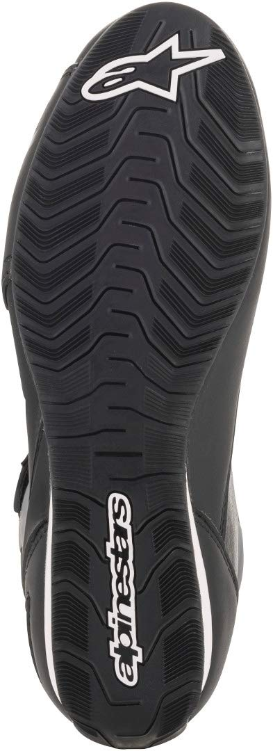 9, 119-Black Silver Alpinestars Stella Faster-3 Shoes