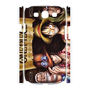 Samsung Galaxy S3 I9300 Phone Case Cover ONE PIECE ( by one free one ) P62790