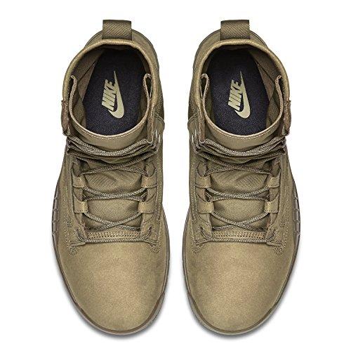 ... Feltmilitærstøvler Nike Sfb Felt 8 631371-990 Coyote Lerret Menns  Spesiell Feltmilitærstøvler ...