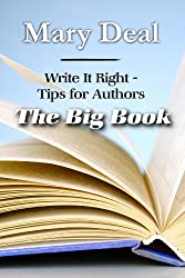Write It Right - Tips for Authors - The Big Book