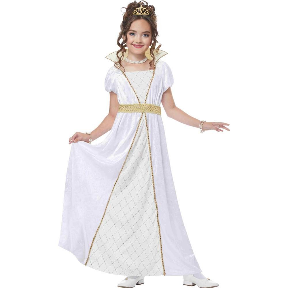 Girls Imperial Empress Halloween Costume California Costumes