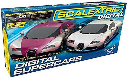 Digital Racing Scale (Scalextric Digital SUPERCARS Set (1:32)
