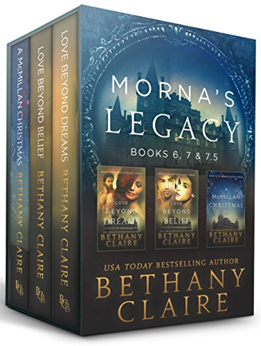 [Read] Morna's Legacy: Books 6, 7 & 7.5: Scottish, Time Travel Romances (Morna's Legacy Collections Book 3) R.A.R
