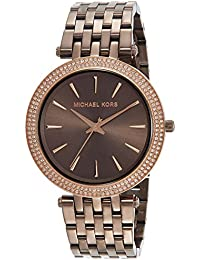 Women's Darci Sable Brown Watch MK3416