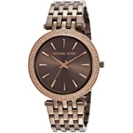 Michael Kors Women's Darci Sable Brown Watch MK3416