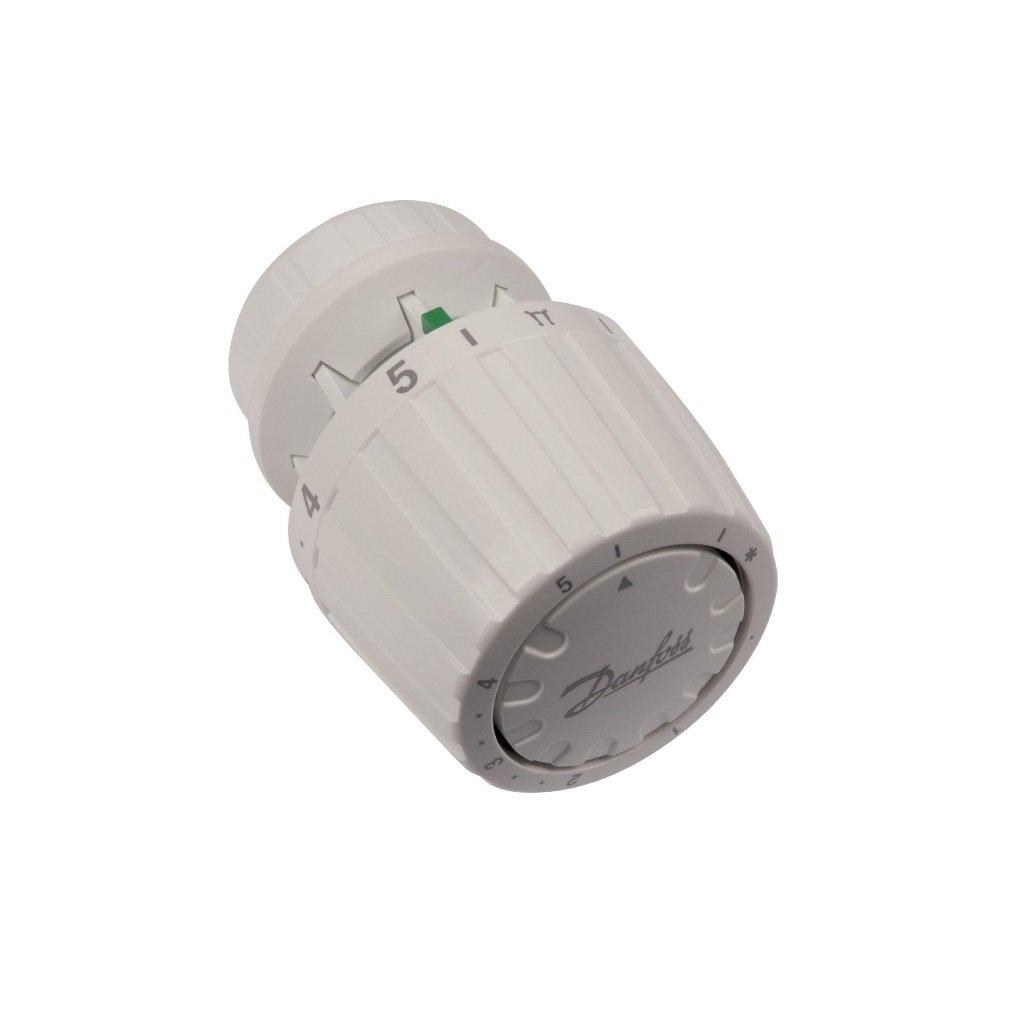 Tê te thermostatique de radiateur classique (bulbe incorporé ) RA2990 - Danfoss