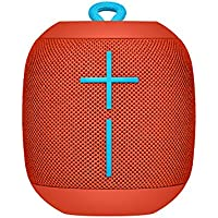 WONDERBOOM Waterproof Bluetooth Speaker - Fireball Red