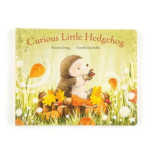 Jellycat Curious Little Hedgehog (Hedgehog Little)