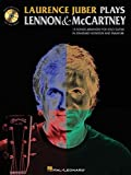 Laurence Juber Plays Lennon & Mccartney - 15 Songs Arr. For Solo Acoustic Guitar Bk/Cd (Solo Guitar)